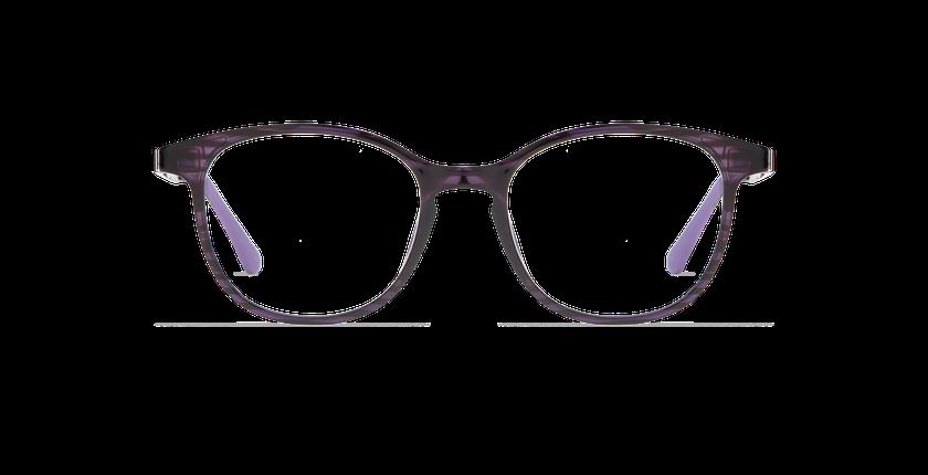 Gafas graduadas mujer MAGIC 09 morado/morado oscuro - vista de frente