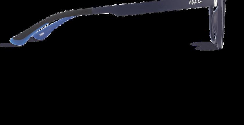 Gafas graduadas hombre MAGIC 03 azul - vista de lado