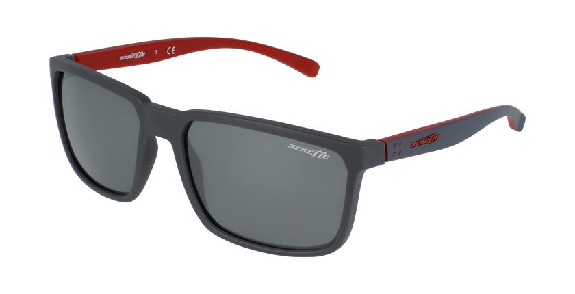 Gafas de sol hombre STRIPE gris - vue de 3/4