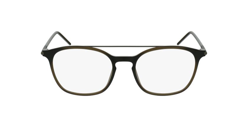 Gafas graduadas hombre MAGIC 71 gris/verde - vista de frente