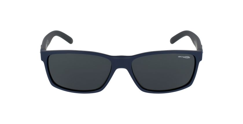 Gafas de sol hombre SLICKSTER azul - vista de frente