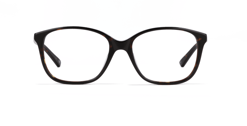 Gafas graduadas mujer AMBRE carey - vista de frente