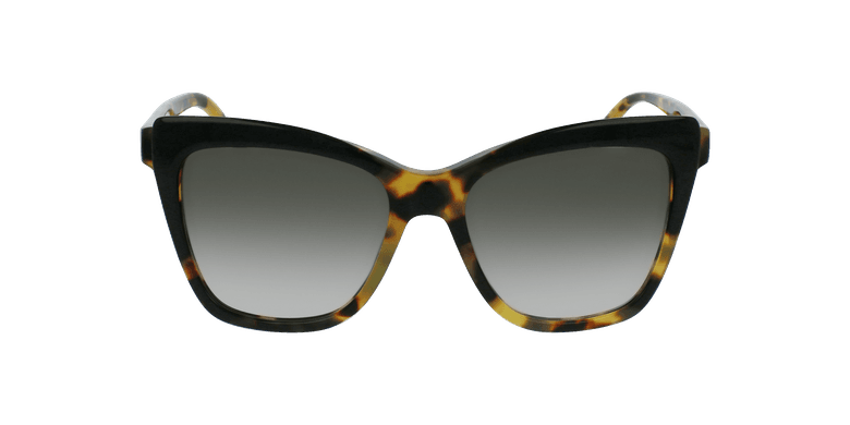 Gafas de sol mujer SHE791 negro/careyvista de frente