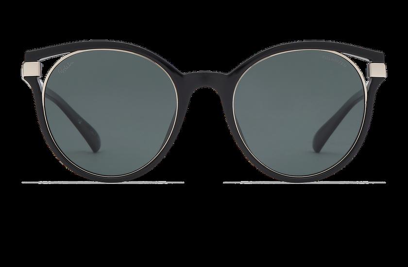 Gafas de sol mujer IOVANA POLARIZED negro/plateado - danio.store.product.image_view_face