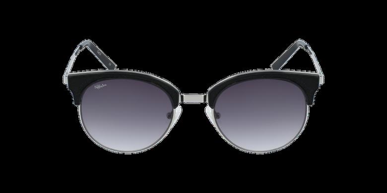 Gafas de sol mujer PERLA plateado/negro