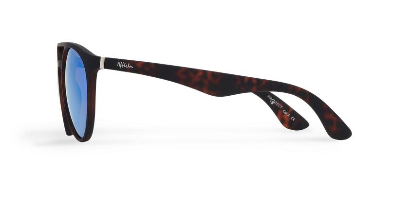 Gafas de sol LIONI POLARIZED carey - vista de lado