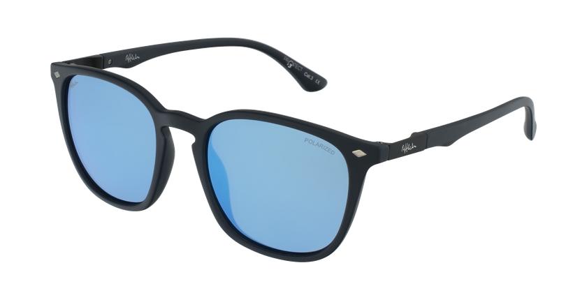 Gafas de sol hombre NAT POLARIZED azul - vue de 3/4