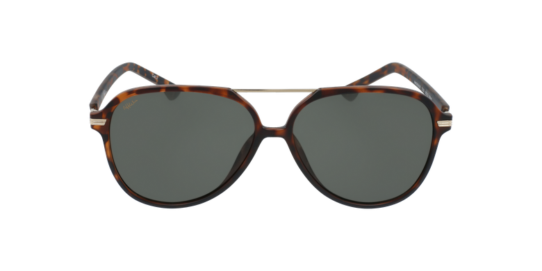 Gafas de sol hombre BASAURI carey/dorado