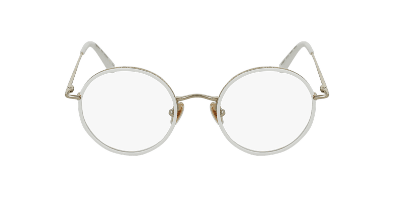 Gafas graduadas CHOPIN dorado/blanco