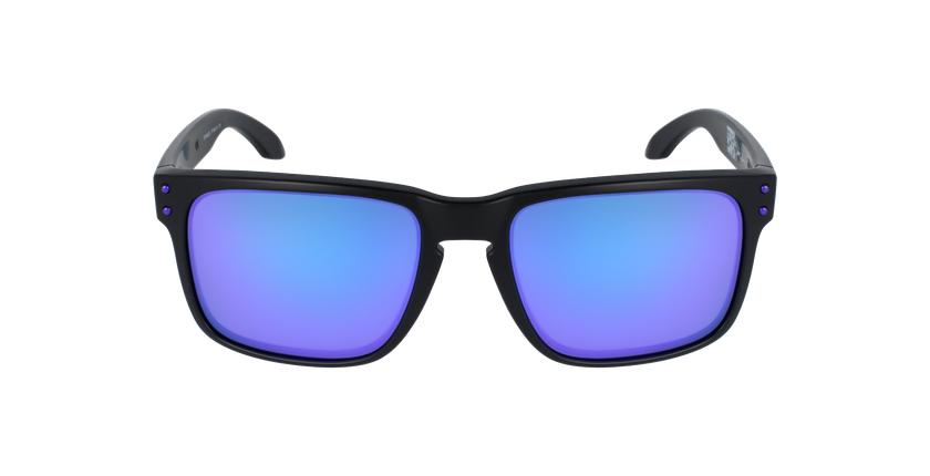 Gafas de sol hombre HOLBROOK azul/negro - vista de frente
