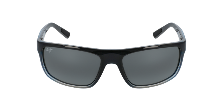 Gafas de sol Byron Bay negrovista de frente