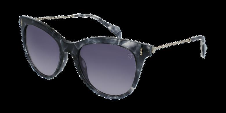 Gafas de sol mujer STOA32 negro/blanco