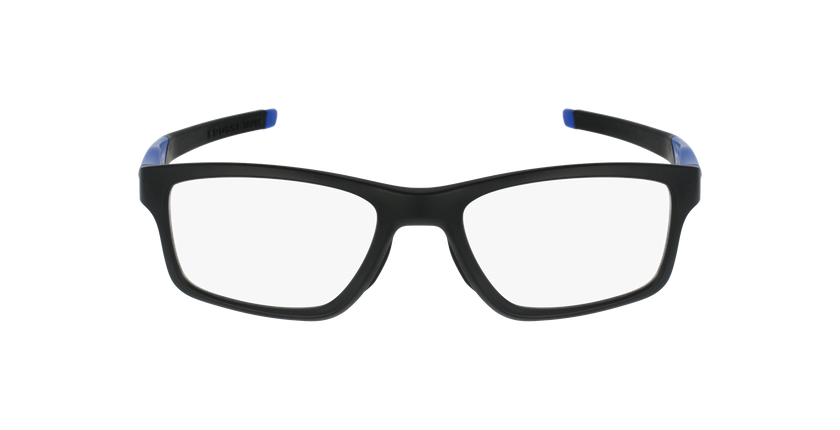 Gafas graduadas hombre OX8090 negro - vista de frente