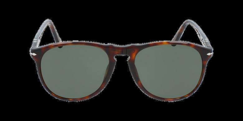 Gafas de sol hombre 0PO9649S marrónvista de frente