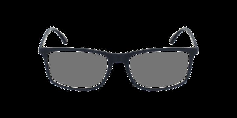 Gafas graduadas hombre EA 3135 negro/negrovista de frente