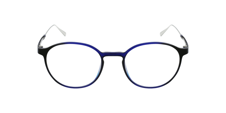 Gafas graduadas MAGIC 65 azul/plateado