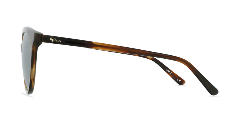 Gafas de sol mujer ENORA carey - vista de lado