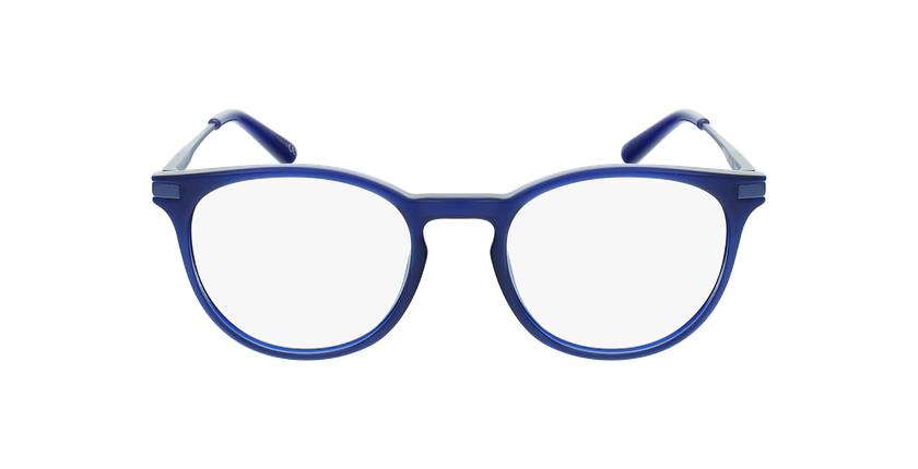 Gafas graduadas niños ANTONIN azul - vista de frente