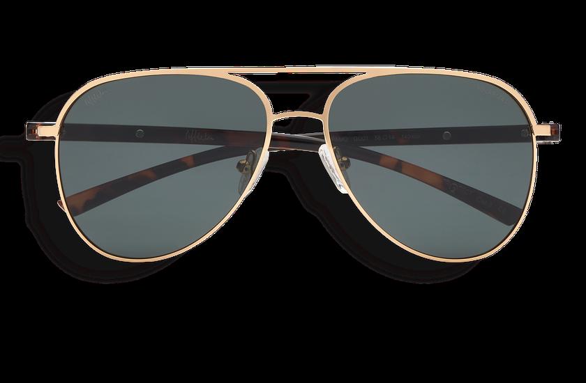 Gafas de sol MIAMO POLARIZED dorado/carey - danio.store.product.image_view_face