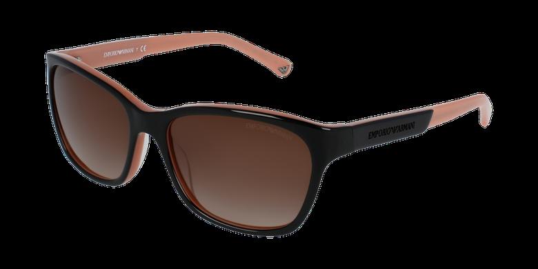 Gafas de sol mujer 0EA4004 negro/rosa