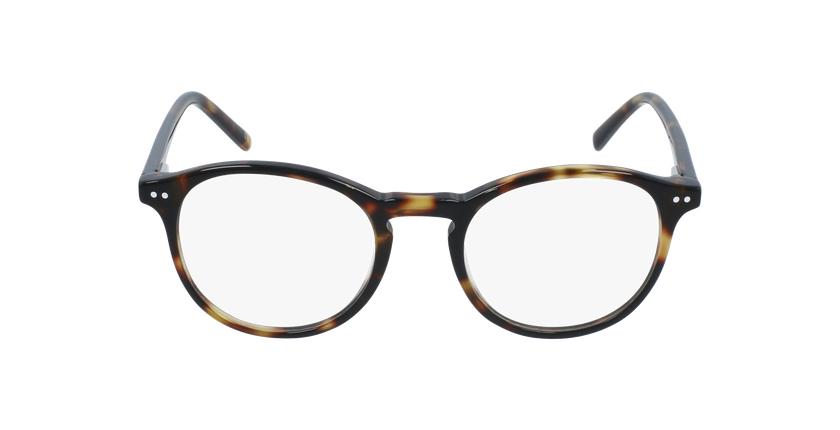 Gafas graduadas niños MAE carey - vista de frente
