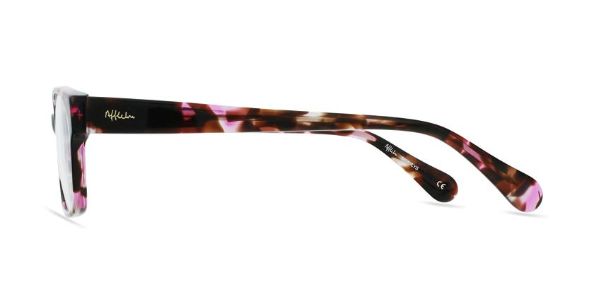 Gafas graduadas mujer LYS carey/rosa - vista de lado