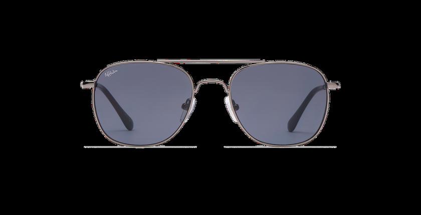 Gafas de sol niños LIPEO plateado - vista de frente