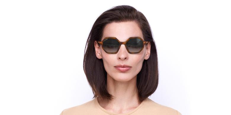 Gafas de sol mujer CLEA carey