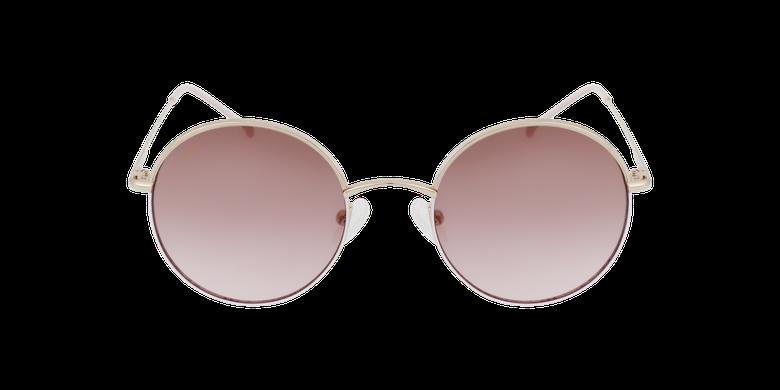 Gafas de sol PALOU dorado/rosa