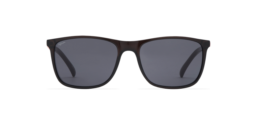 Gafas de sol hombre NATAL gris - vista de frente