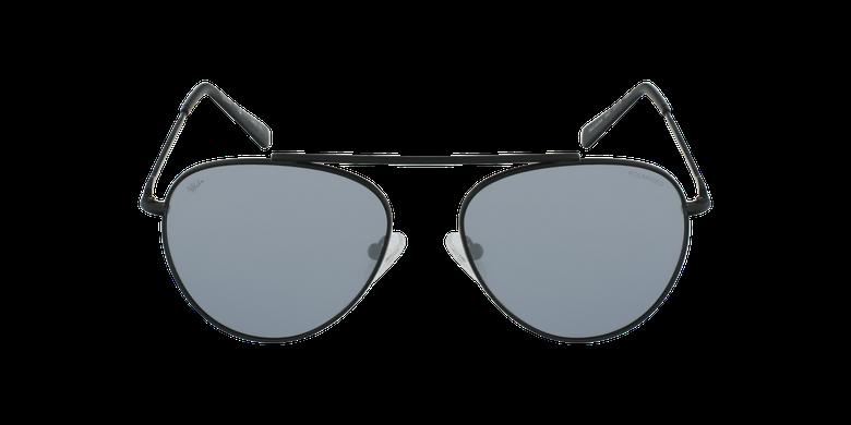 Gafas de sol JULIAN POLARIZED negrovista de frente