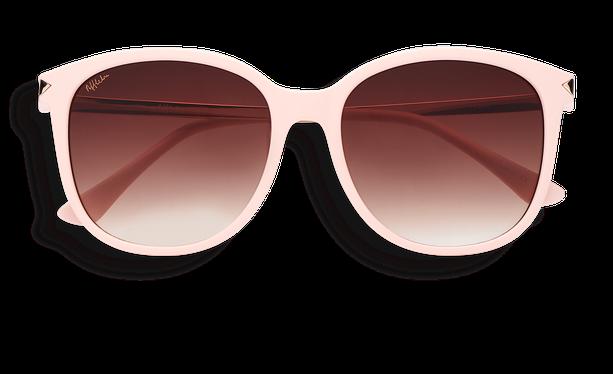 Gafas de sol mujer UNCIA rosa - danio.store.product.image_view_face