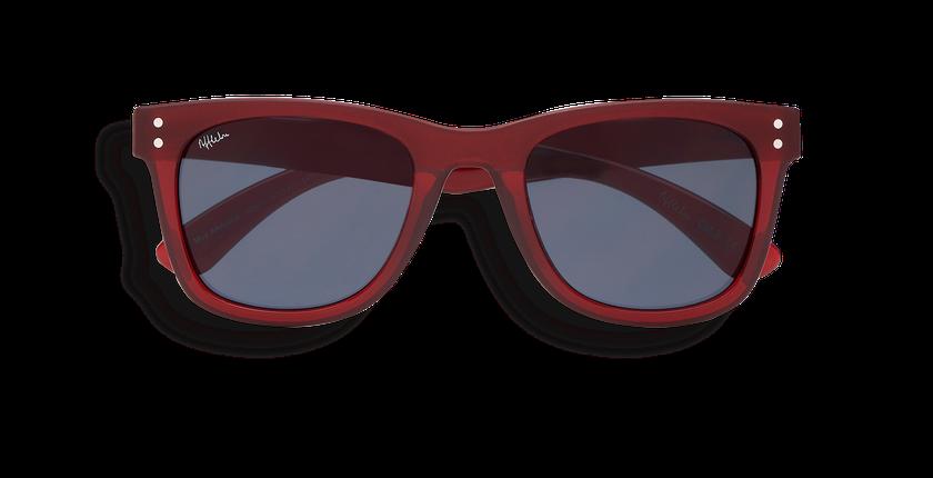 Gafas de sol mujer ANANEA rojo - vista de frente