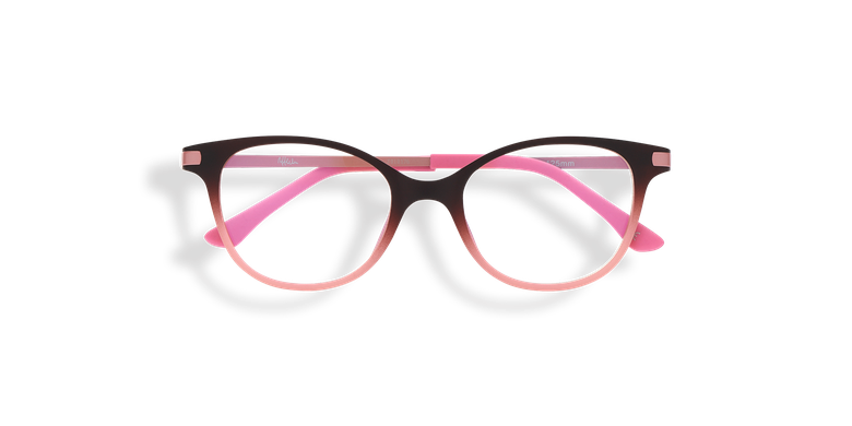 Gafas graduadas niños MAGIC 31 BLUE BLOCK marrón/rosa