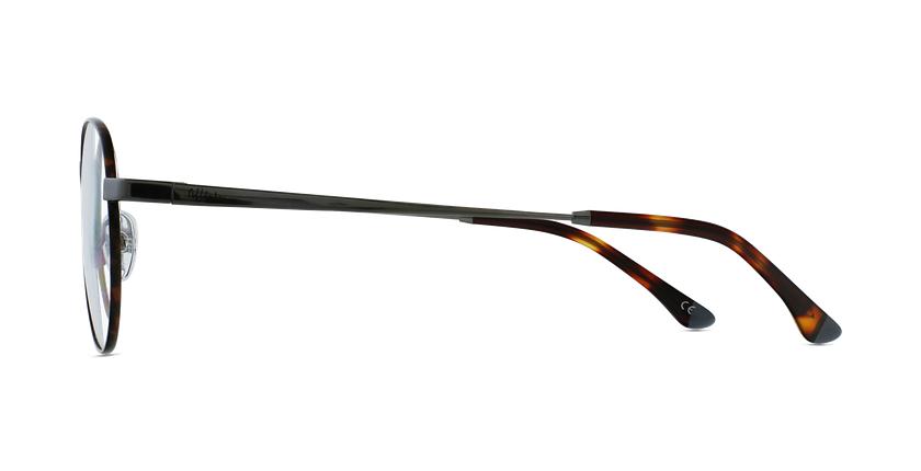 Gafas graduadas MAGIC 70 carey/plateado - vista de lado