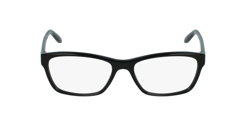 Gafas graduadas mujer RA7039 negro/negro - vista de frente