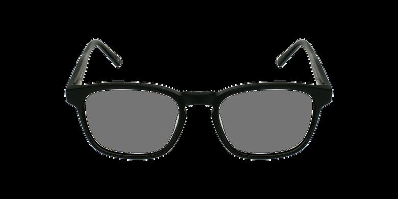 Gafas graduadas hombre CLOVIS negrovista de frente