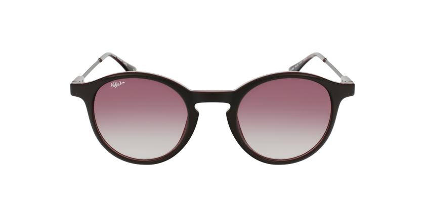 Gafas de sol mujer LILA morado - vista de frente