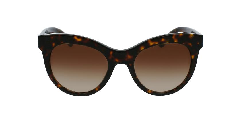 Gafas de sol mujer 0DG4311 marrón - vista de frente