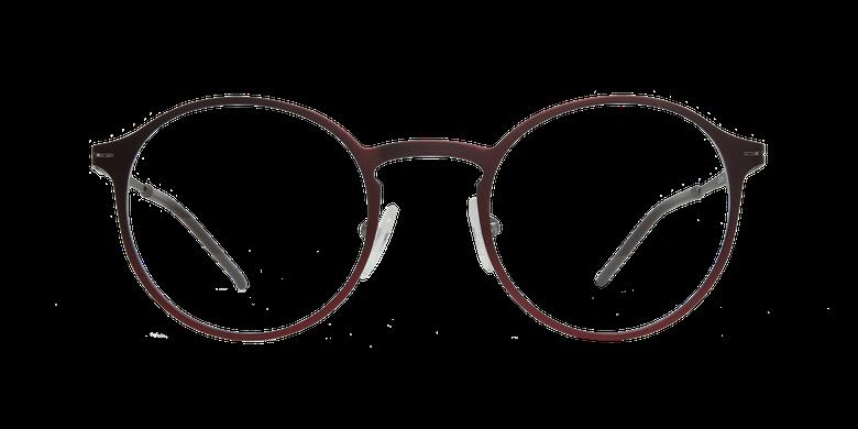 Gafas graduadas hombre AZOTE rojo/gris