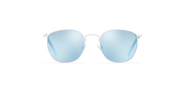 Gafas de sol mujer BLANES blanco