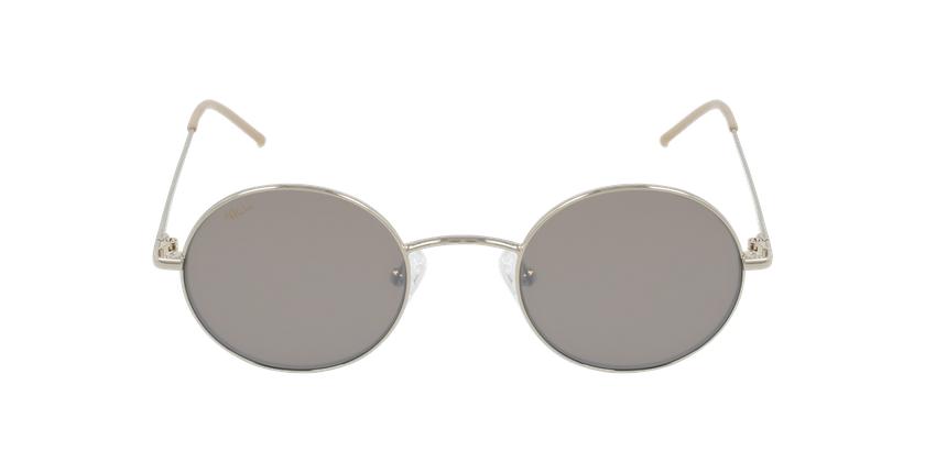 Gafas de sol MOSTOLES dorado - vista de frente