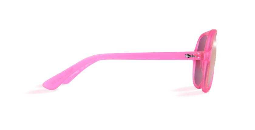 Gafas de sol niños RONDA - NIÑOS rosa - vista de lado