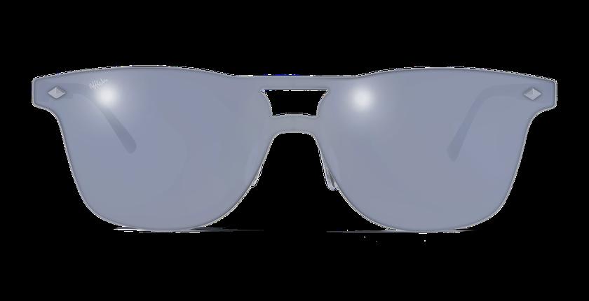 Gafas de sol hombre COSMOS1 gris - vista de frente