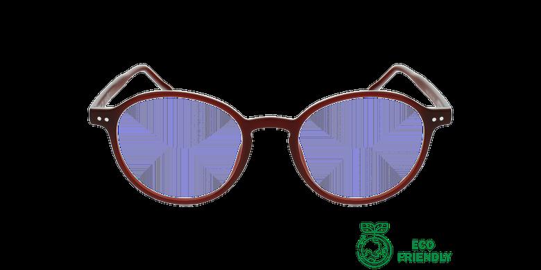 Gafas graduadas MAGIC 85 ECO-RESPONSABLE rojo