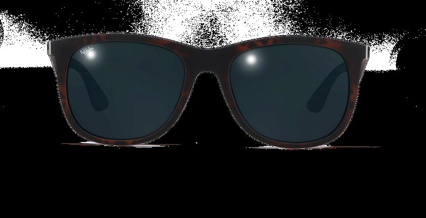 Gafas de sol hombre TIVOLI POLARIZED carey - vista de frente