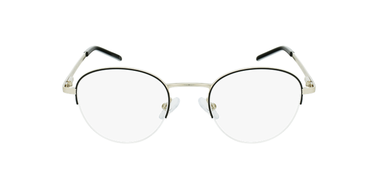Gafas graduadas mujer DOMI negro/dorado