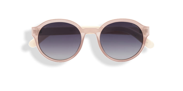 Gafas de sol FARA POLARIZED rosa/beige