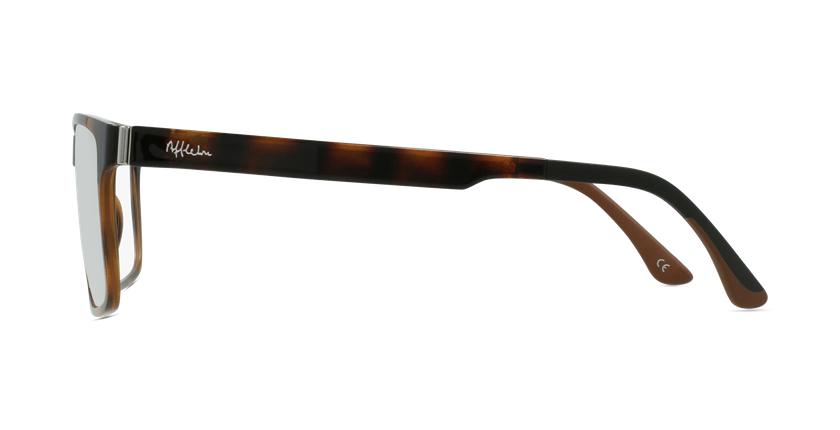 Gafas graduadas hombre MAGIC 59 BLUEBLOCK carey - vista de lado
