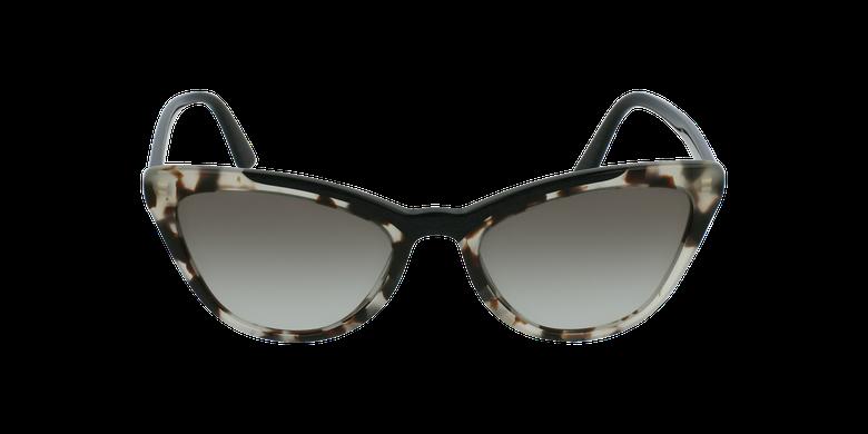 Gafas de sol mujer 0PR 01VS negrovista de frente